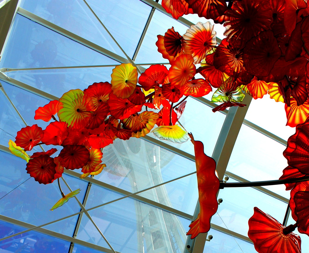 Chihuly Glass Museum & Space Needle