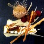Dessert at Miku